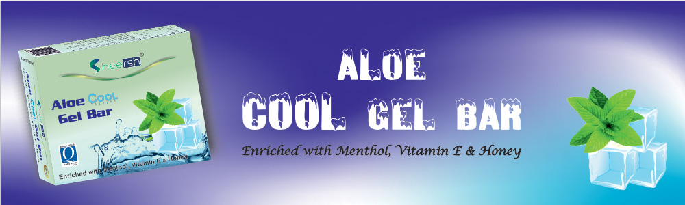 Aloe Cool Gel Bar
