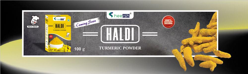 Haldi Coming Soon