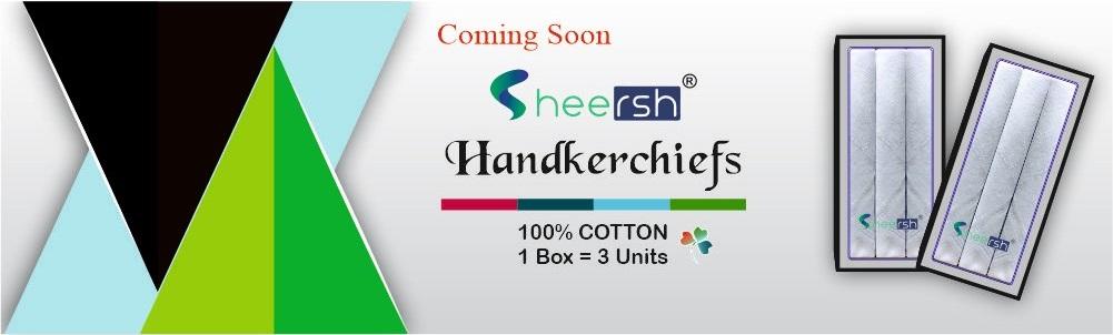 Sheersh Handkerchief