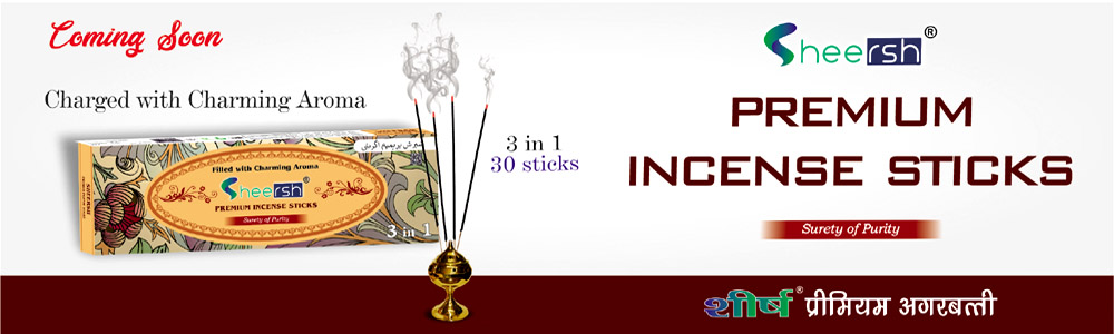 Incense Sticks Coming Soon