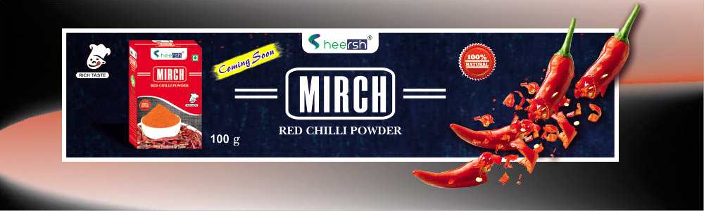 Red Chilli Coming Soon