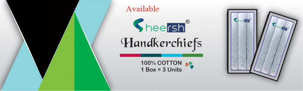 Sheersh Handkerchief
