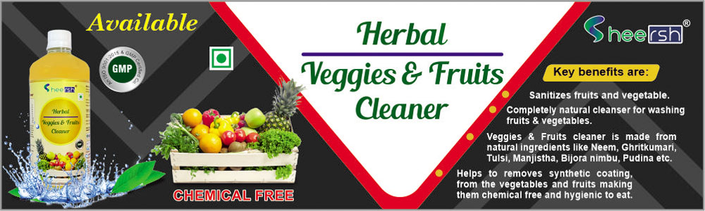Veggies & Fruits Cleaner
