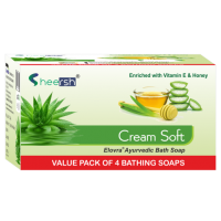 CREAM SOFT Bath Soap