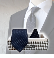 Premium Tie (With Pocket Square)