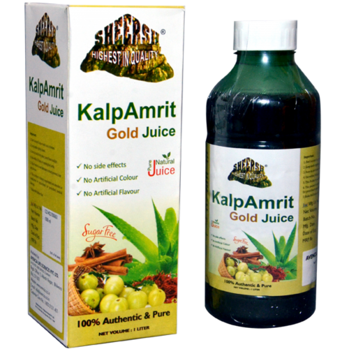 Kalp Amrit Gold Juice