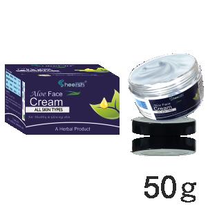 Aloe Face Cream