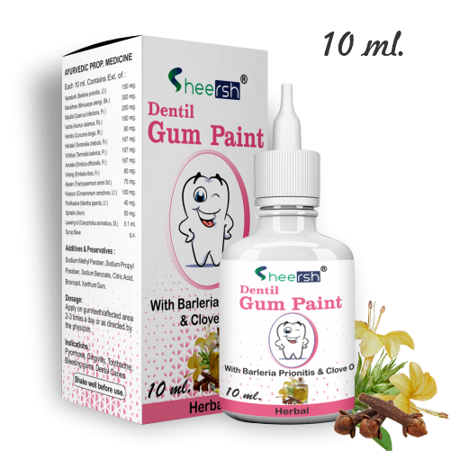 Sheersh Gum Paint