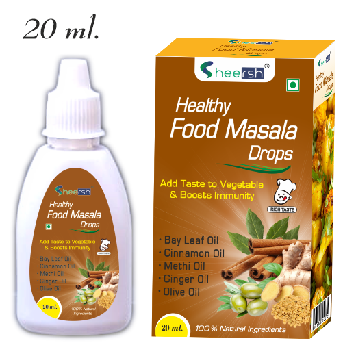 Food Masala Drops